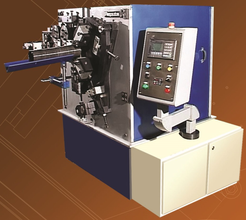 Spring coiling machine germany